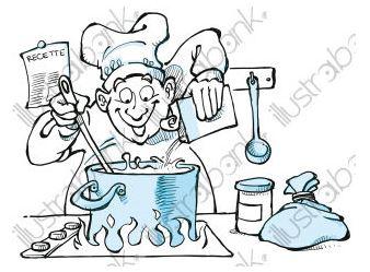 Dessin cuisinier humoristique - Dessin cuisinier humoristique ...